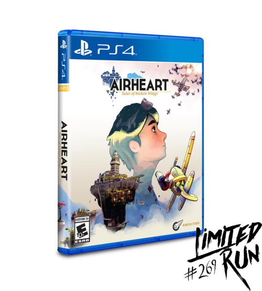 Airheart: Tales Of Broken Wings [Limited Run] (Playstation 4 / PS4)