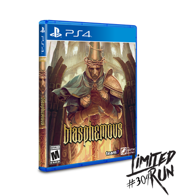 Blasphemous (Limited Run) (Playstation 4 / PS4)
