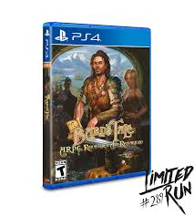 Bard's Tale ARPG: Remastered And Resnarkled [Limited Run] (Playstation 4 / PS4)