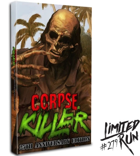 Corpse Killer [Classic Edition] [Limited Run] (Playstation 4 / PS4)