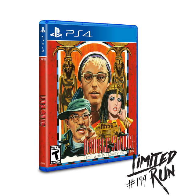 Double Switch [Limited Run] (Playstation 4 / PS4)