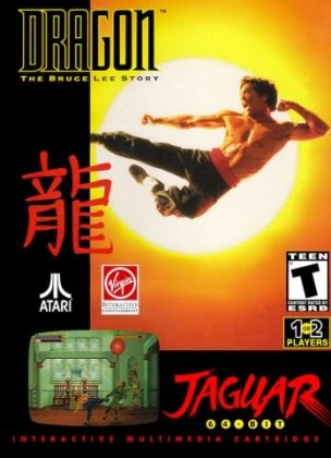 Dragon: The Bruce Lee Story (Atari Jaguar)