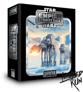 Star Wars: The Empire Strikes Back Premium Edition (Game Boy)