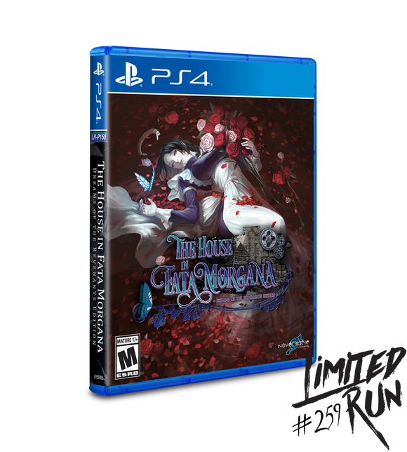 The House In Fata Morgana (Limited Run) (Playstation 4 PS4)