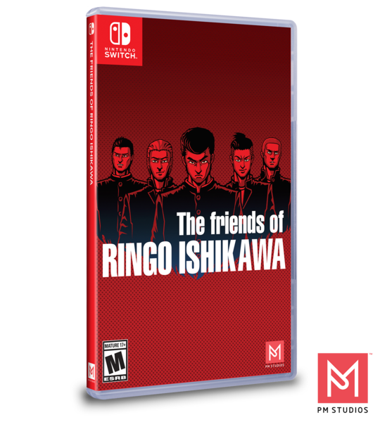 The friends of Ringo Ishikawa [Limited Run] (Nintendo Switch)