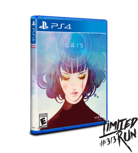 Gris (Limited Run) (Playstation 4 / PS4)