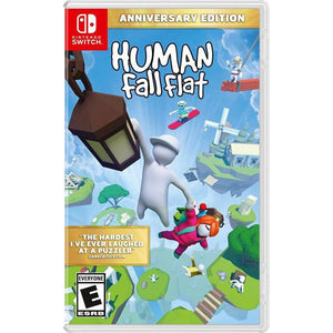Human Fall Flat [Anniversary Edition] (Nintendo Switch)