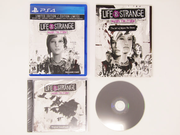 Life is Strange: Before the Storm [Limited Edition] (Playstation 4 / PS4)
