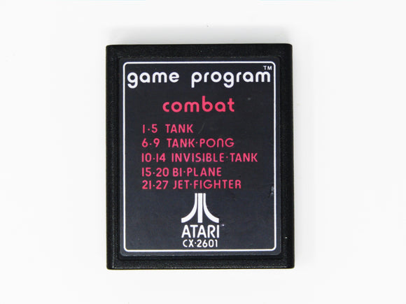 Combat [Text Label #] (Atari 2600)