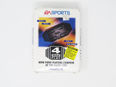 4 Way Play EA Sports Multi Tap Adapter (Genesis)