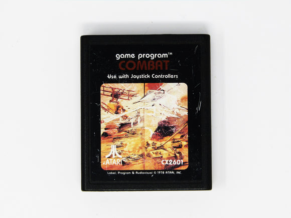 Combat [Picture Label] (Atari 2600)