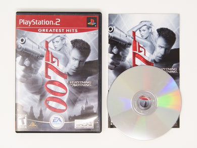 007 Everything or Nothing [Greatest Hits] (Playstation 2 / PS2)