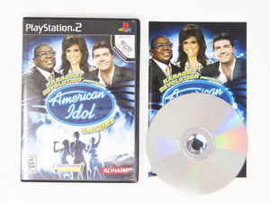 Karaoke Revolution Presents: American Idol Encore (Playstation 2 / PS2)