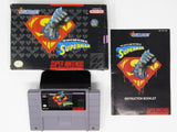 The Death and Return of Superman (Super Nintendo SNES)