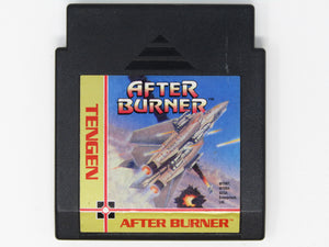 After Burner (Tengen) (Nintendo NES)