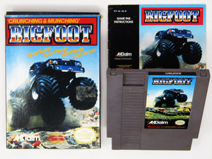Bigfoot (Nintendo / NES)