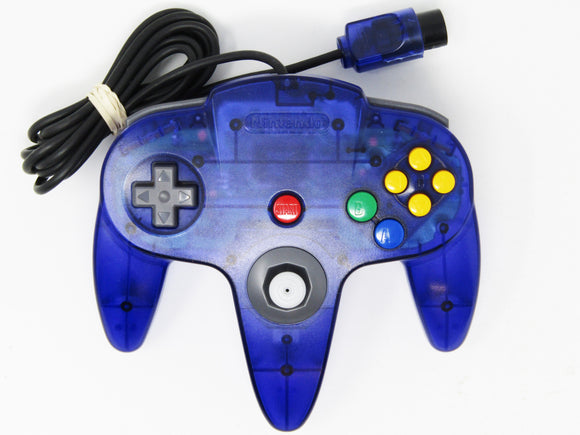Grape Purple Controller (Nintendo 64)