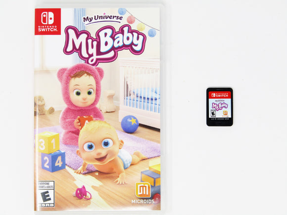 My Universe: My Baby (Nintendo Switch)