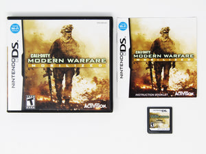 Call of Duty Modern Warfare Mobilized (Nintendo DS)