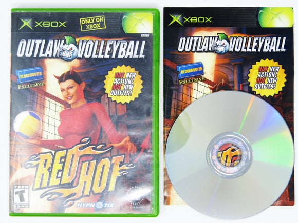 Outlaw Volleyball Red Hot (Xbox)