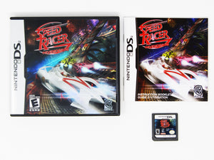 Speed Racer Video Game (Nintendo DS)