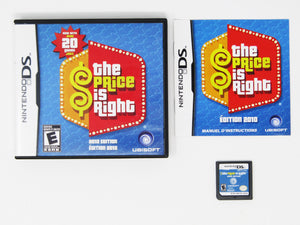 The Price is Right: 2010 Edition (Nintendo DS)