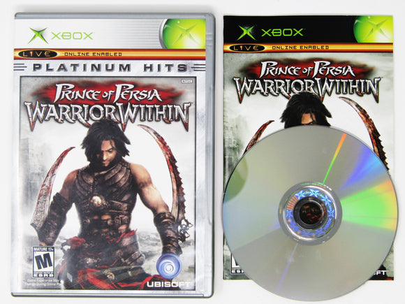Prince of Persia: Warrior Within [Platinum Hits] (Xbox)