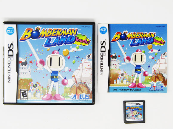 Bomberman Land Touch (Nintendo DS)