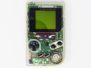 Gameboy System [Clear Play It Loud]