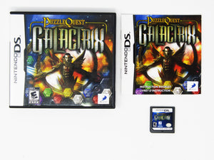 Puzzle Quest: Galactrix (Nintendo DS)