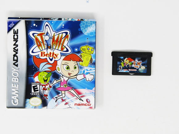 Atomic Betty (Game Boy Advance / GBA)