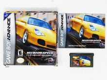 Charger l'image dans la galerie, Need for Speed Porsche Unleashed (Game Boy Advance)