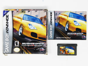Need for Speed Porsche Unleashed (Game Boy Advance)