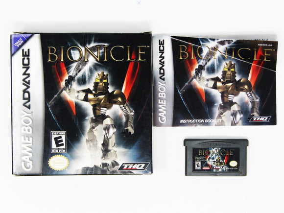 Bionicle The Game (Game Boy Advance)
