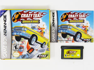 Crazy Taxi Catch a Ride (Game Boy Advance)