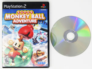 Super Monkey Ball Adventure  (Playstation 2 / PS2)