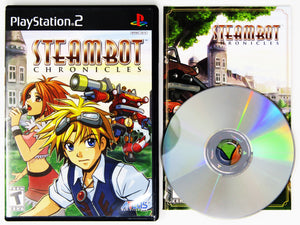 Steambot Chronicles (Playstation 2 / PS2)