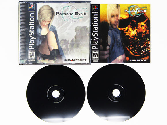 Parasite Eve II 2 (Playstation / PS1)