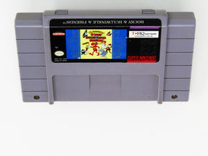 The Adventures of Rocky and Bullwinkle and Friends (Super Nintendo SNES)