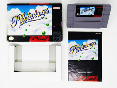 Pilotwings (Super Nintendo SNES)