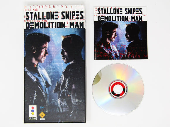 Demolition Man (PAL) (3DO)