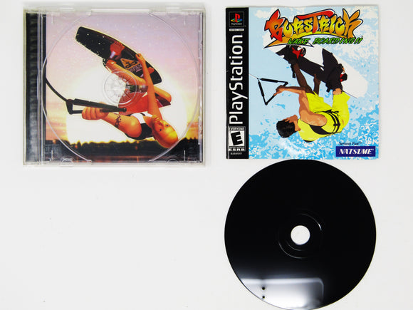 BursTrick Wakeboarding (Playstation / PS1)