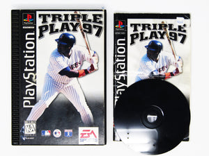 Triple Play 97 [Long Box] (Playstation / PS1)