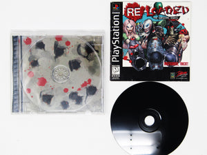 Re-Loaded the Hardcore Seque (Playstation / PS1)