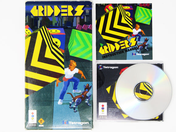 Gridders [PAL] (3DO)
