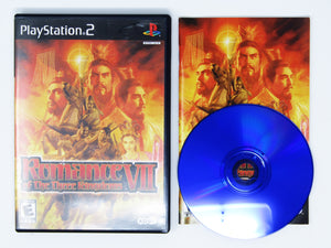 Romance of the Three Kingdoms VII 7 (Playstation 2 / PS2)