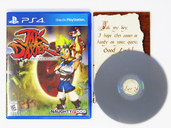 Jak And Daxter The Precursor Legacy [Limited Run] (Playstation 4 / PS4)