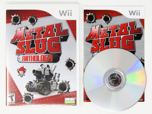 Metal Slug Anthology (Wii)