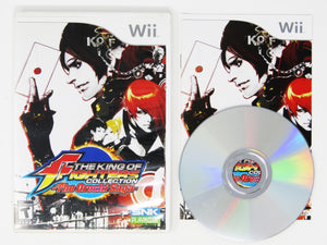 King of Fighters Collection The Orochi Saga (Wii)