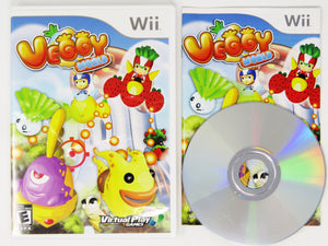 Veggy World (Wii)